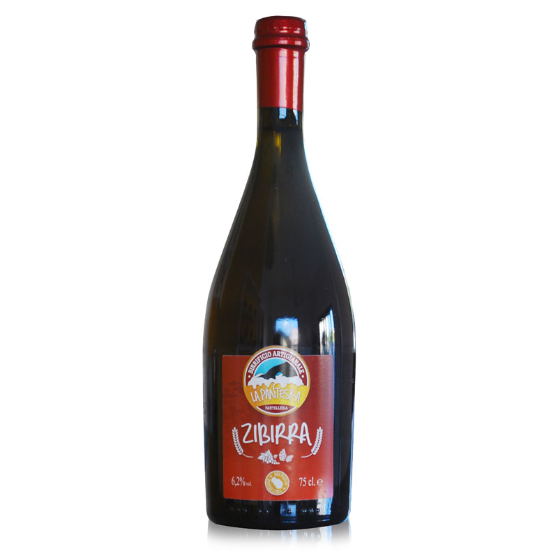 Zibirra Birrificio La Panteska 75 cl